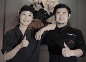 chef tora sushi roma